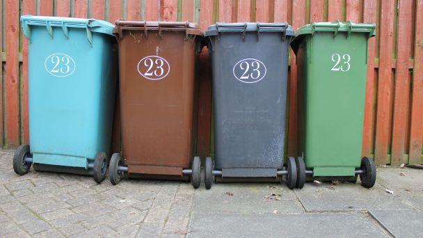 Vývoz odpadu 1x14